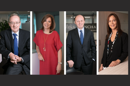 Eduardo Guilisasti is named among best Latin American executives