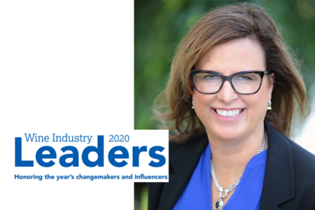 Cindy DeVries named a 2020 Wine Industry Leader