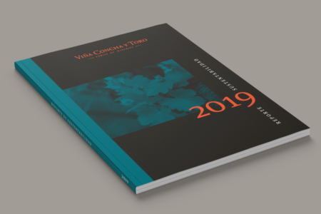 Viña Concha y Toro releases its Sustainability Report 2019
