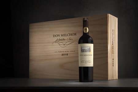 Don Melchor lidera ranking Top 100 Vinos de Chile de James Suckling