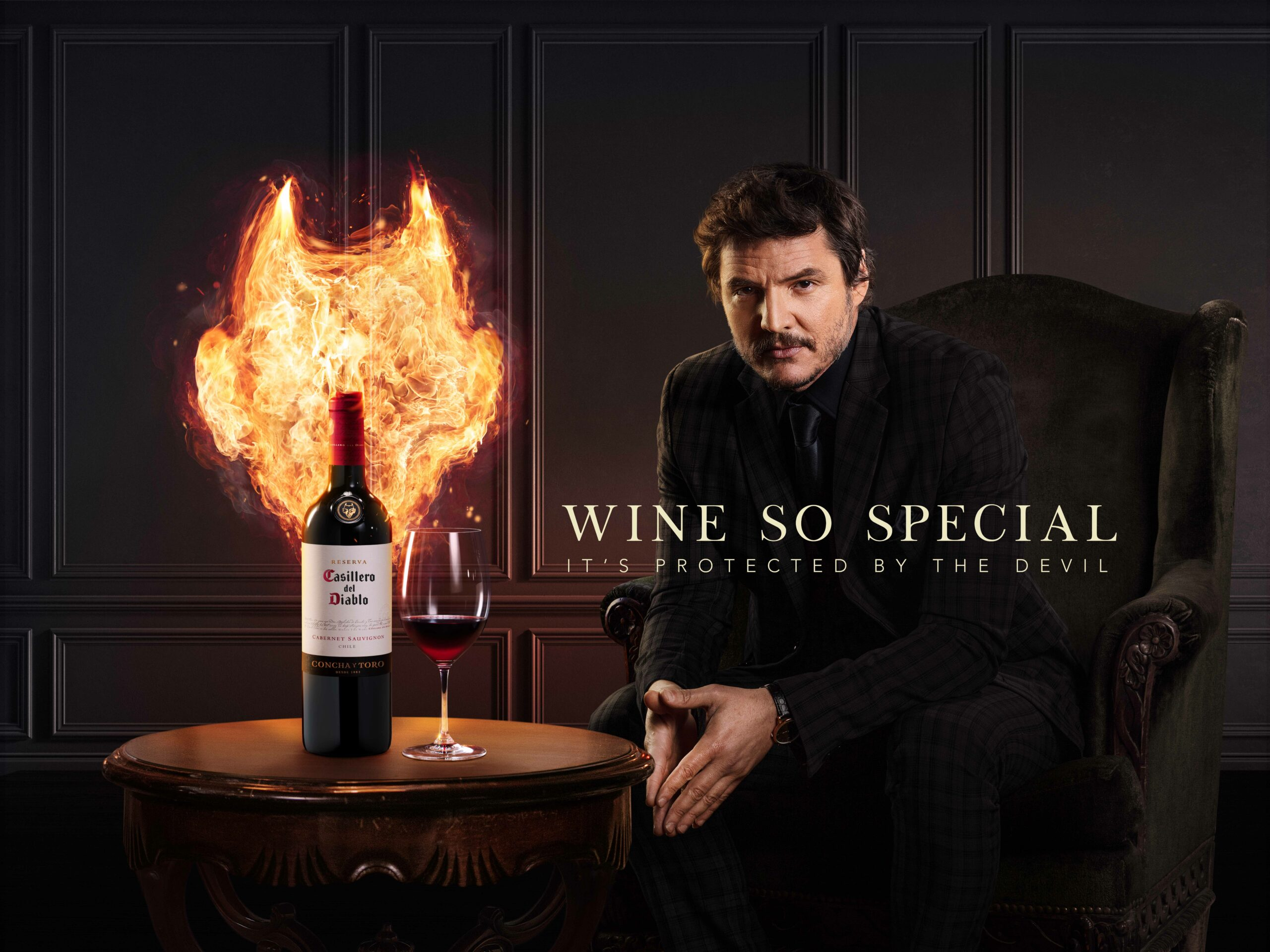 """Casillero del Diablo launches latest """"The Wine Legend"""" video, starring Pedro Pascal as the """"World's greatest thief"""""""